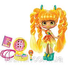 Кукла Шопкинс Тия Тайгерлили Маленькие секреты Shopkins Shoppies Tia Tigerlily