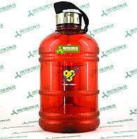 Пляшка Фляга BSN Gallon Water Bottle Hydrator 1,9 л червона
