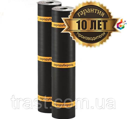 Рубероид ХКП 3,5 (10м2) с посыпкой гранулят серый