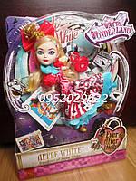Кукла Эппл Вайт Путь в страну чудес Ever After High Way Too Wonderland Apple White, фото 1