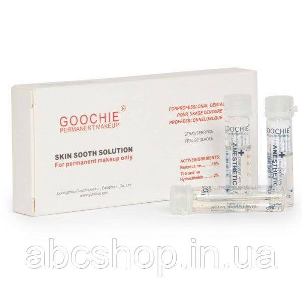 Жидкая анестезия Goochie для татуажа