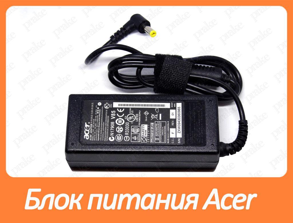 Блок живлення для ноутбука Acer 19V 3.42 A