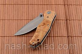 Нож складной, из высококачественной нержавеющей стали + ВИДЕООБЗОР, фото 2