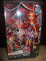 Кукла Торалей Страйп Цирк Monster High Freak du Chic Toralei