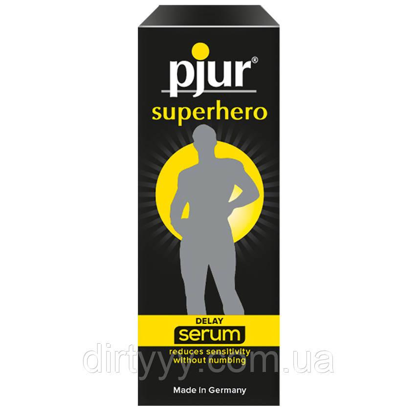 Пробник  - Pjur Superhero Serum 1,5 ml