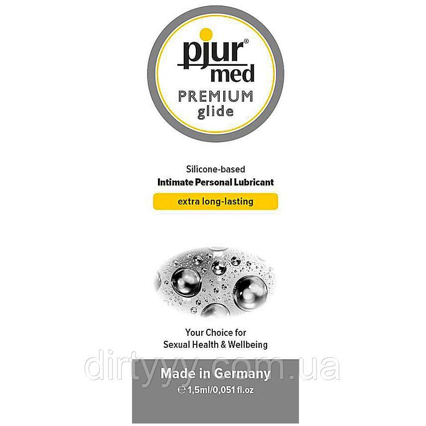Пробник - Pjur MED Premium glide 1,5 ml