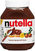 Шоколадно-ореховая паста NUTELLA с лесными орехами Ferrero 750г Германия