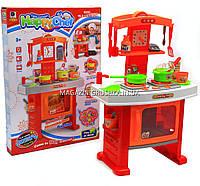 Набор детский «Кухня HappyChef» (свет, звук, посуда, продукты) 661-91