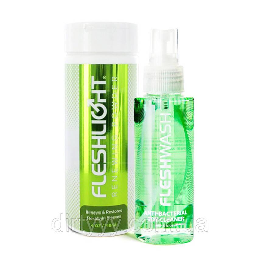 Востанавлющее средство - Renewing Powder Fleshlight, 118ml