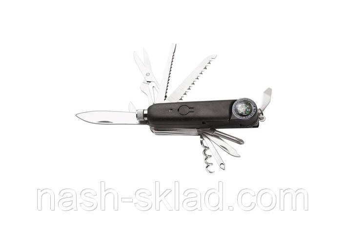 Нож многофункциональный для туризма, фото 2