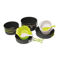 PINGUIN Набор алюминиевой посуды Quadri Alu (PNG 604009)