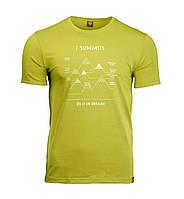 Футболка Turbat 7 Summits мужская Green, XL