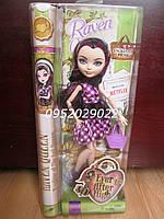Кукла Рейвен Квин Зачарованный пикник Ever After High Enchanted Picnic Raven Queen, фото 1