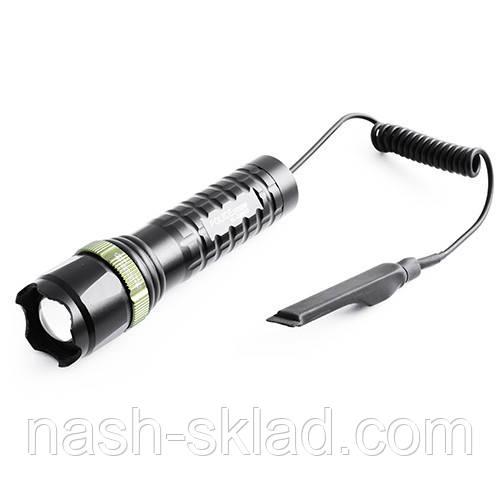 Подствольный фонарь Police BL-QC8637 Q5 5000W с оптическим зумом + крепления
