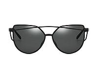 Очки солнцезащитные Bananahall Ауки черные bnnhll4225, КОД: 975347