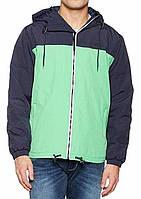 Куртка Brandit Windbreaker Harris 2-col 9406 L Indigo Green, КОД: 1322281
