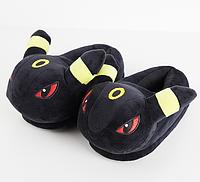 Тапочки-игрушки Покемон,36-40, тапочки игрушки, тапочки кигуруми, тапочки для дома, тапочки іграшки, тапочки кигуруми, тапочки для дому