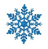 """Вирубка велика """"Сніжинка"""" (Поштучно) 24 см (005)"""