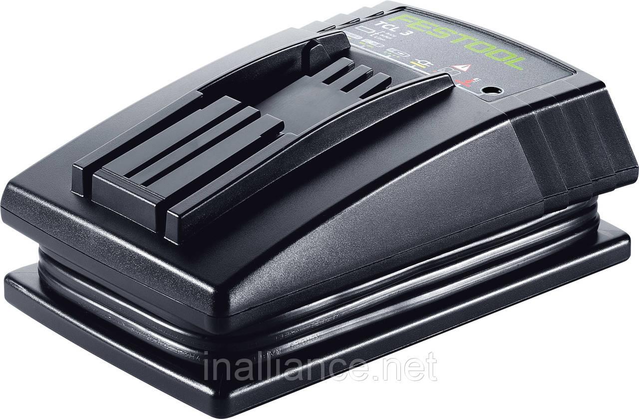 Зарядное устройство TCL 3 Festool 499335