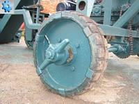 Колесо обрезинное заднего хода ЗМ-60
