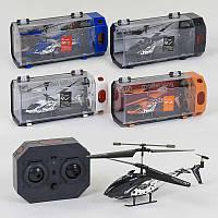 Вертолет на р/у 33008 (24/4) 4 вида, гироскоп, аккумулятор 3.7V, 3-х канальный пульт ДУ, ЛЕД-подсветка, в коробке