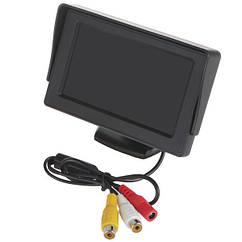 Автомобильный монитор Terra LCD Color 5 с камерой заднего вида Черный mt-83, КОД: 1187783