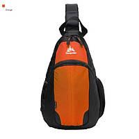 Рюкзак через плечо Onepolar 1292 оранж