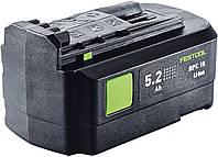 Аккумулятор BPC 18, 5.2 А/ч Li-ion Festool 500435