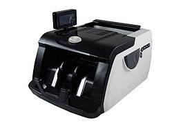 Счетная машинка для денег Bill Counter GR-6200 UV Черный с белым 0970, КОД: 1267007