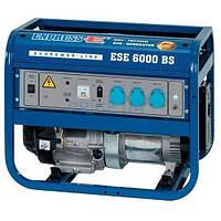 Однофазный бензиновый генератор ENDRESS ESE 6000 BS(5.5 кВт) + набор колес