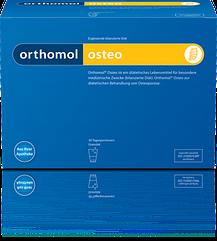 Витамины Orthomol Osteo для костей 30 пакетиков ost, КОД: 1262162