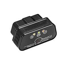Диагностический сканер KONNWEI KW901 OBDII Bluetooth 3.0 Black 3646-10567, КОД: 1339137