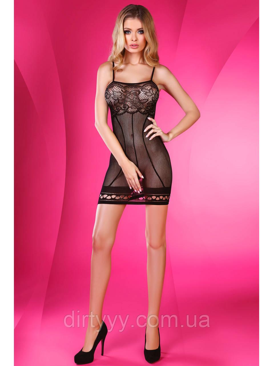 Эротическое платье - Valimai Livia Corsetti Fashion, цвет: черный