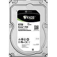Жесткий диск 3.5 6TB Seagate ST6000NM0115, КОД: 1315408