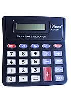Калькулятор настольный Kenko КК-Т729А Черный КК-Т729А, КОД: 302900