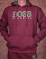 Мужской утепленный спортивный костюм BOSS