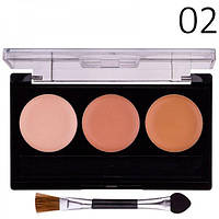 Палетка Meis Corector and Concealer Face Touch-Up тон 2 hubYAoe44685, КОД: 157548