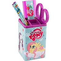 Набор настольный квадратный ТМ Kite My Little Pony 5 предметов LP17-214, КОД: 753468