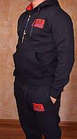 Мужской утепленный спортивный костюм Armani|190-3|