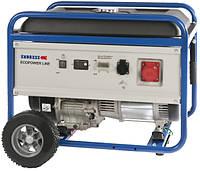 Трехфазный бензиновый генератор ENDRESS ESE 6000 DBS (5.5 кВт) + набор колес