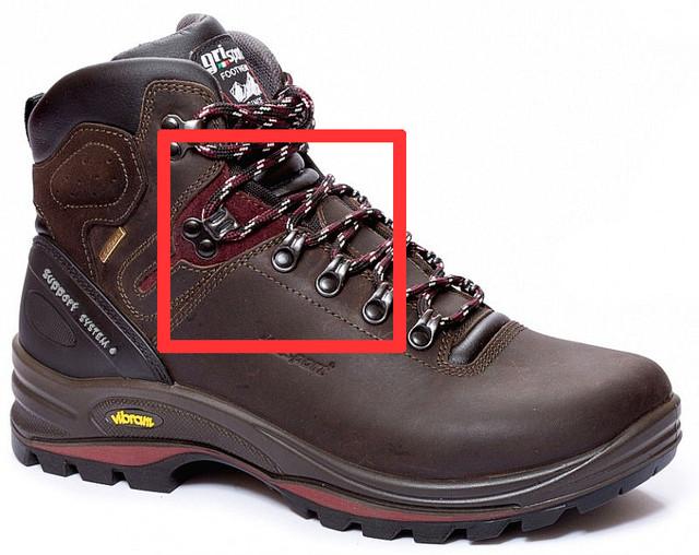 Зимние трекинговые ботинки Grisport