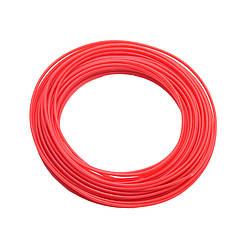 PLA пластик для 3D ручки 10 м Red gr007056, КОД: 260597