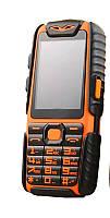 Защищенный телефон Land Rover A6 Extra Orange 9800 мАч