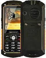 Защищенный телефон Land Rover M8 Orange ip68 1700 мАч