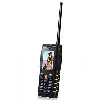 Защищенный кнопочный телефон iOutdoor T2 Yellow IP68 РАЦИЯ 4500 мАч