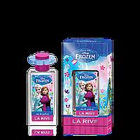 Детская туалетная вода для девочек La Rive Frozen 50ml hubkCel20782, КОД: 1024581