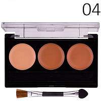 Палетка Meis Corector Concealer Face Touch-Up тон 4 hubKuSo24562, КОД: 157542