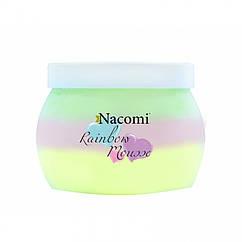Мусс для тела Nacomi Rainbow Mousse, 200 мл, КОД: 1321374