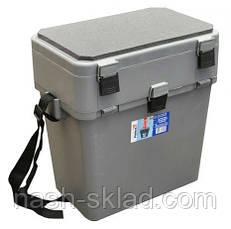 Ящик для зимней рыбалки Тонар, ОРИГИНАЛ, ПОДАРОК РЫБАКУ, в наличии 3 цвета, фото 2
