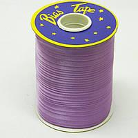 Косая бейка Super 3130 атласная 1.5 см х 100 м Фиолетовая Bios-3130, КОД: 1314942
